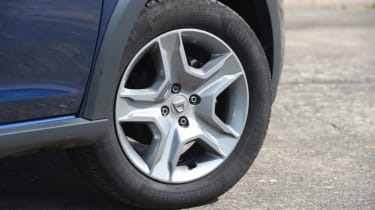 Dacia Sandero Stepway - wheel