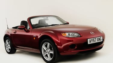 PCP vs used - Mazda MX-5