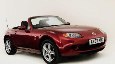 PCP vs used - Mazda MX-5