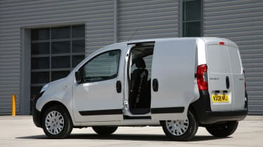 Peugeot offers the Bipper with a 3 year/100,000 mile warranty.