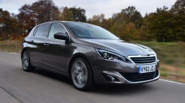 Peugeot 308 - Best cars under £300