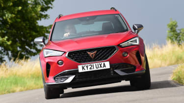 Cupra Formentor long termer - first report front action