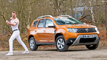 Dacia Duster - best long-term cars 2019