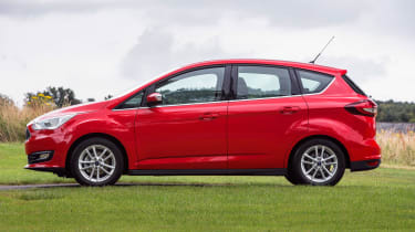 Ford C-MAX - side static