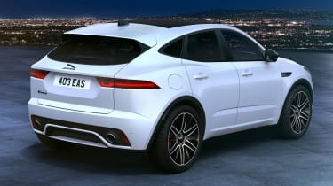 Jaguar E-Pace R-Dynamic Black - rear
