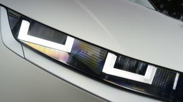 Hyundai Ioniq 5 - front lights