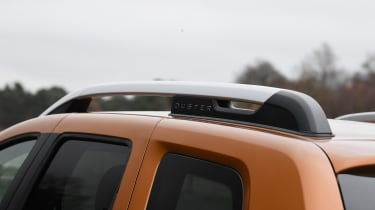 Dacia Duster: long term test review - roofbars