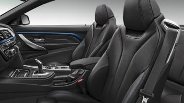 BMW M Sport seats