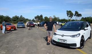 Volkswagen ID.3 Pro S Tour long termer - first report header