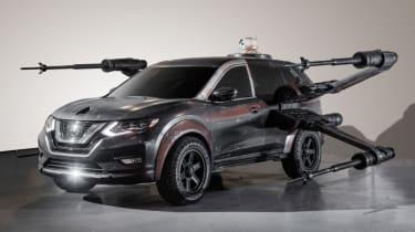 Nissan Star Wars cars - header