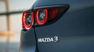 Mazda 3 - rearlight