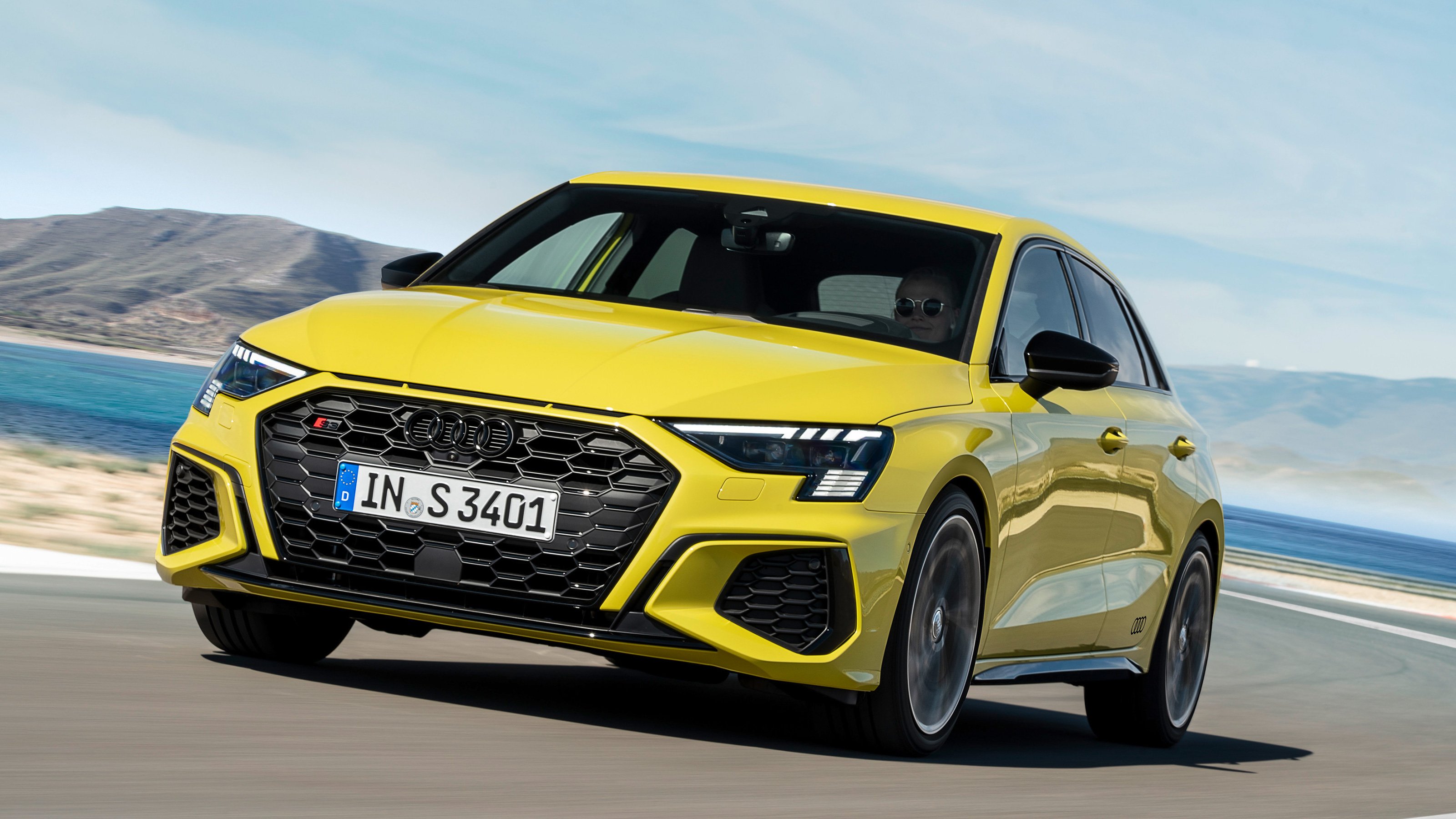 New 2020 Audi S3 Sportback Blasts In With 306bhp Auto Express