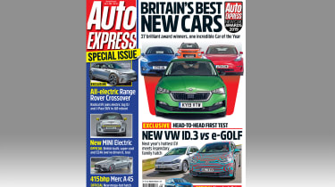 Auto Express Issue 1,583