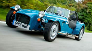 Best track day cars - Caterham 160