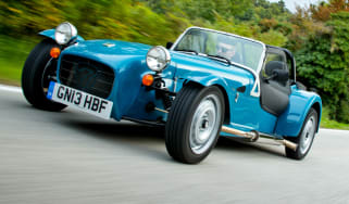 Best track day cars - Caterham 160