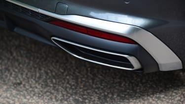 Audi A4 - bumper