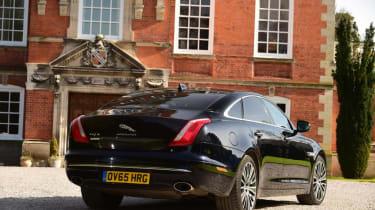 Used Jaguar XJ - rear