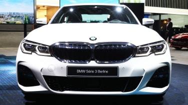 BMW 3 Series - Paris full front