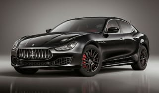 Maserati Ghibli Ribelle revealed header