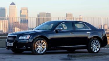 2012 Chrysler 300C Saloon
