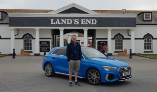 Audi S3 long termer - second report header