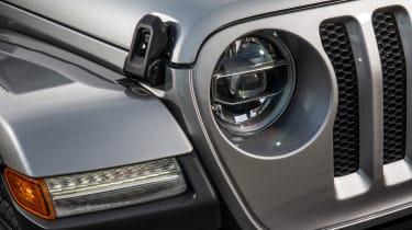 Jeep Wrangler  - headlights