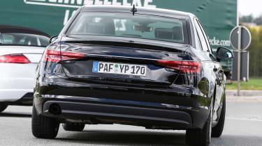New Audi A4 2015 spy shots 11