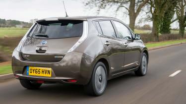 Nissan Leaf 60kWh - rear