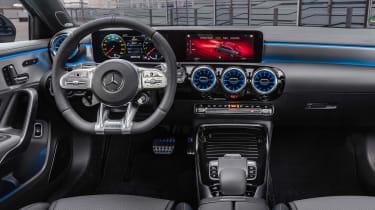 Mercedes-AMG A 35 Saloon - interior