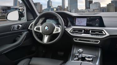 BMW X5 - Interior Driver Seat