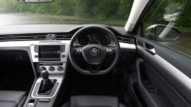 Long-term test review Volkswagen Passat Estate - interior