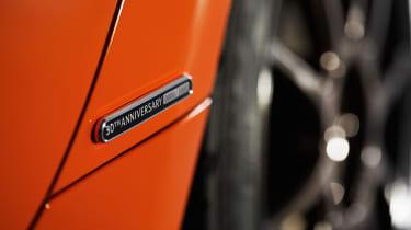 Mazda MX-5 30th Anniversary Edition - badge