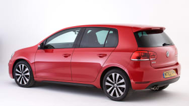 Volkswagen Golf Mk6 (used) - rear