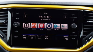 Volkswagen T-Roc - Apple CarPlay