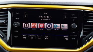 Volkswagen T-Roc - Apple CarPlay