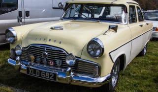 Ford Zephyr front