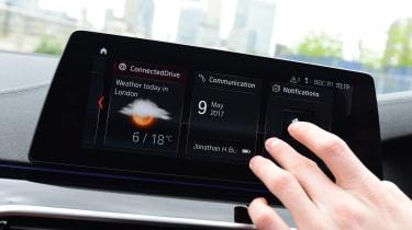 BMW 5 Series long termer - first report infotainment