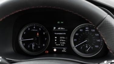 Hyundai Tucson N Line - dials