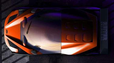 KTM Racecar render