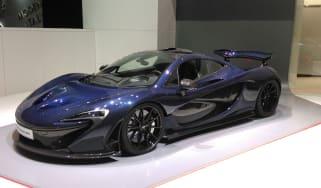 McLaren P1 at Geneva 2016