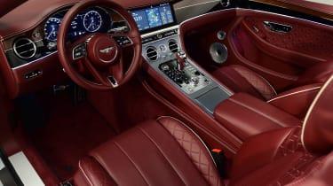 Bentley Continental GTC - studio dash