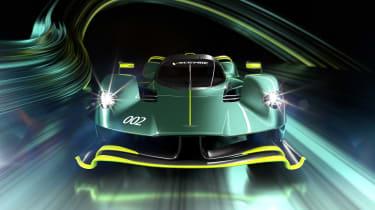 Aston Martin Valkyrie AMR Pro - front