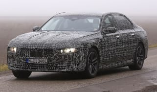 BMW 7 Series - spyshot 1