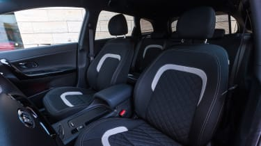 Kia Cee'd 2015 facelift - front seats