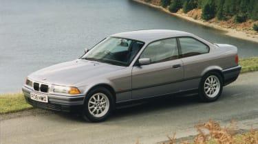 German modern classics - BMW 3 Series
