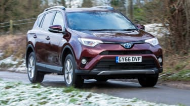 A to Z guide to electric cars - Toyota RAV4