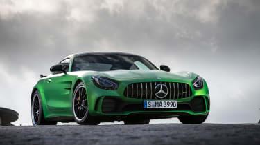 Mercedes-AMG GT R - front quarter