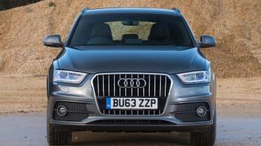 Used Audi Q3 - full front