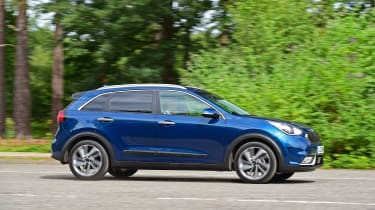 Kia Niro - side