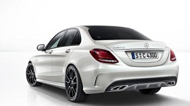 Mercedes-AMG C43 rear